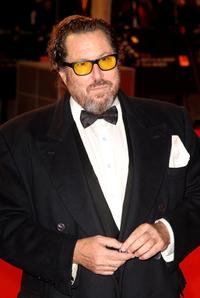 Julian Schnabel at the Orange British Academy Film Awards 2008.