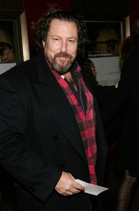 Julian Schnabel at the premiere of