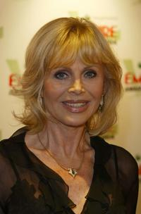 Britt Ekland at the Sony Ericsson Empire Film Awards.