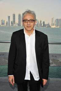Elia Suleiman at the 2009 Doha Tribeca Film Festival.