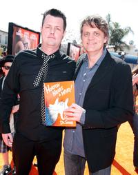 Director Jimmy Hayward and Chris Wedge at the world premiere of