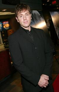Ron Eldard at the premiere of