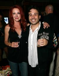 Gretchen Bonaduce and ANT at the 2007 Fox Reality Channel Really Awards.