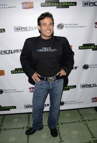 ANT at the Launch Party of Vh1's Celebrity Paranormal Project.