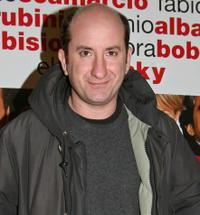 Antonio Albanese at the premiere of