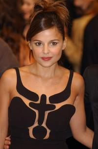 Elena Anaya at the 16th Goya Cinema Awards.