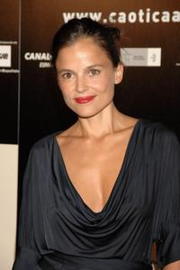 Elena Anaya at the Spain premiere of
