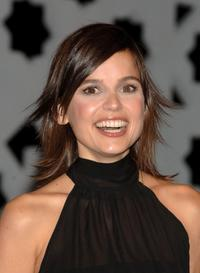 Elena Anaya at the Marrakesh International Film Festival.