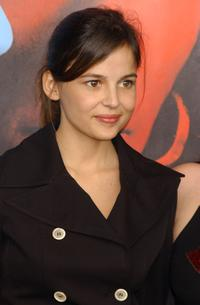 Elena Anaya at the promotion of