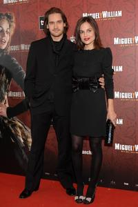 Will Kemp and Elena Anaya at the Spain premiere of