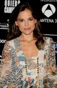 Elena Anaya at the photocall of
