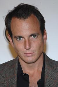 Will Arnett at the NHL and Esquire season launch party.