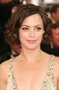 Berenice Bejo at the premiere of