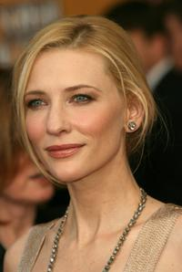 Cate Blanchett at the 13th Annual Screen Actors Guild Awards.