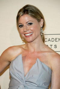Julie Bowen at the press room at the 2006 Creative Arts Awards in L.A.
