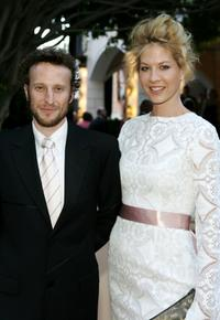 Bodhi Elfman and Jenna Elfman at the Church of Scientology Celebrity Centre 37th Anniversary Gala.