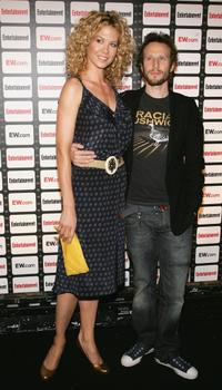 Jenna Elfman and Bodhi Elfman at the Entertainment Weekly Magazine Party Celebrating the 2006 Photo Issue.