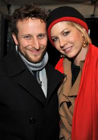 Bodhi Elfman and Jenna Elfman at the Church of Scientology Celebrity Centre Presents