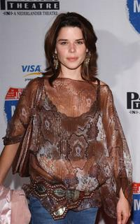 Neve Campbell at the Celebrity Gala opening for National Tour of