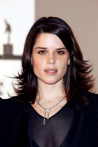 Neve Campbell at the Nijinsky Awards Ceremony.