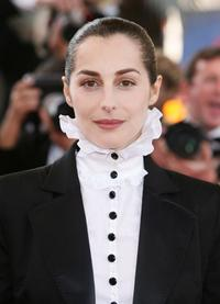 Amira Casar at the screening of