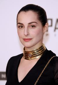 Amira Casar at the