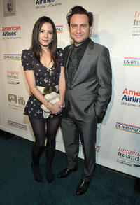 Elaine Cassidy and Stephen Lord at the 6th annual