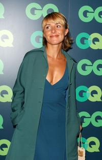 Cayetana Guillen Cuervo at the 9th Annual GQ Fashion Show party.