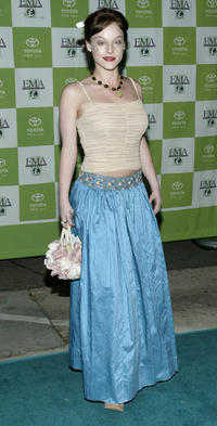 Dana Daurey at the 12th Annual Environment Media Awards in Los Angeles.