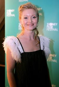 Essie Davis at the announcement for the Sydney Film Prize during the 2008 Sydney Film Festival.