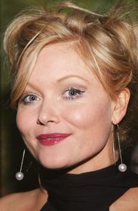 Essie Davis at the opening of