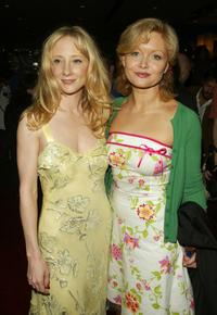Anne Heche and Essie Davis at the 2004 Tony Awards Nominees Annual Class Photo.