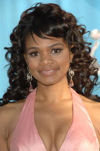 Kimberly Elise at the 38th annual NAACP Image Awards in L.A.