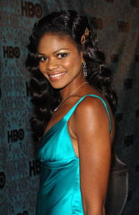 Kimberly Elise at the HBO Emmy after partyin West Hollywood.