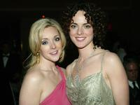 Jane Krakowski and Melissa Errico at the 2003 Tony Awards Dinner and After party.