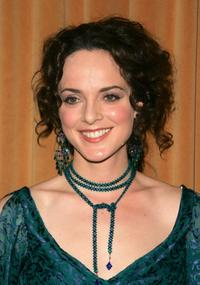 Melissa Errico at the after party of the opening of