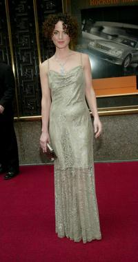 Melissa Errico at the 57th Annual Tony Awards.
