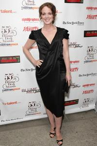 Melissa Errico at the 55th Annual Drama Desk Awards.