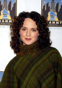 Melissa Errico at the Grammy Fest 2003 Songs Of The City: A Celebration Of New York In Song.