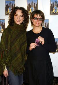 Melissa Errico and Shawn Colvin at the Grammy Fest 2003 Songs Of The City: A Celebration Of New York In Song.