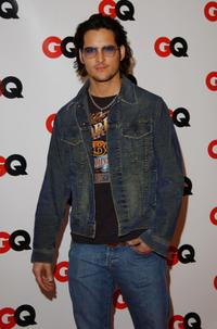 Peter Facinelli at the celebration of GQ Magazine's