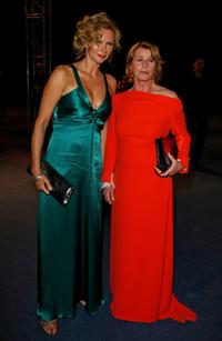 Veronica Ferres and Senta Berger at the German Film Awards 2009.