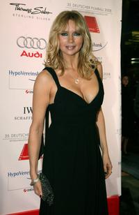 Veronica Ferres at the German Film Ball.