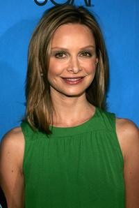 Calista Flockhart at the Disney - ABC Television Group All Star Party.