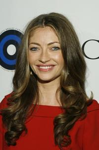 Rebecca Gayheart at the launch party for Fashion Targets Breast Cancer Worldwide.