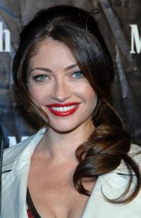 Rebecca Gayheart at the Men's Health Magazine party.