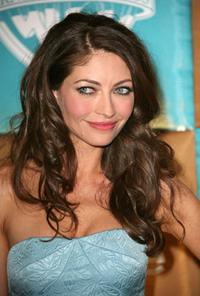 Rebecca Gayheart at the Golden Globe after party.