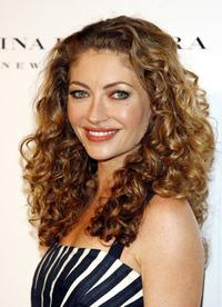 Rebecca Gayheart at the opening of Carolina Herrera Boutique.