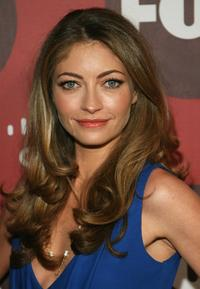 Rebecca Gayheart at the Fox Fall Eco-Casino party.