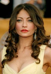 Rebecca Gayheart at the 13th annual Screen Actors Guild awards.